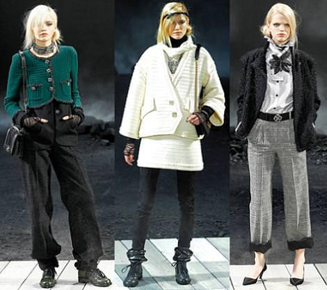 Chanel otoño invierno 2011 2012