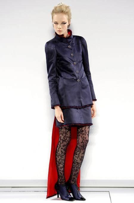 Chanel, alta costura, moda otoño invierno 2009 2010
