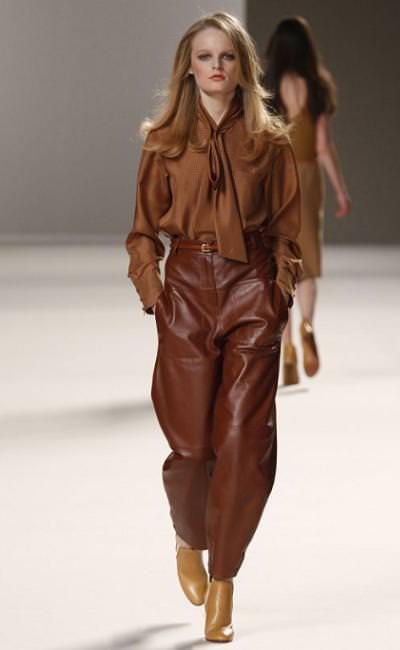 Tendencias moda otoño invierno 2010 2011