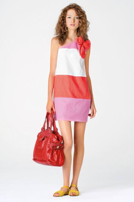 Chloé, moda primavera 2010