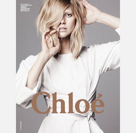 Chloé catálogo primavera verano 2011