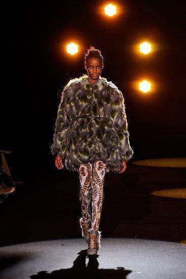 Custo Barcelona, moda otoño invierno 2010 2011