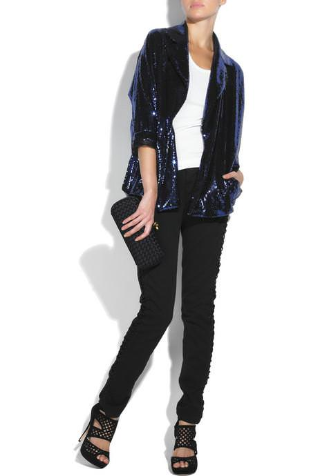 Diane Von Furstenberg, otoño invierno 2009 2010