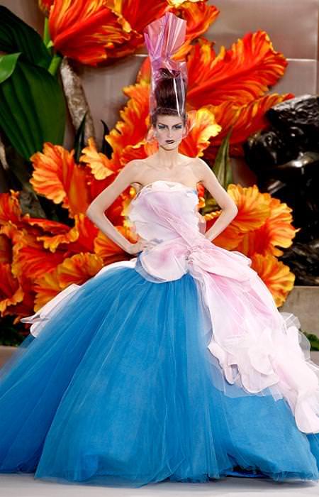 Christian Dior, alta costura otoño invierno 2010 2011