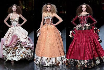 Christian Dior, moda primavera verano 2009