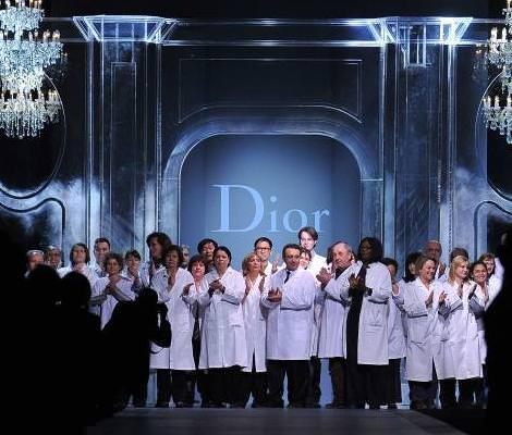 Christian Dior otoño invierno 2011 2012