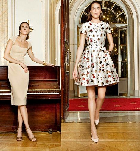 Catalogo de vestidos de fiesta cortos 2014