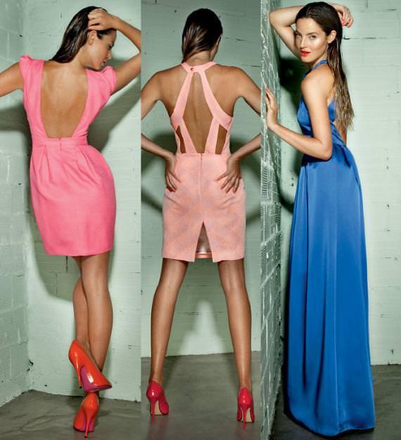 Dolores Promesas vestidos primavera verano 2013