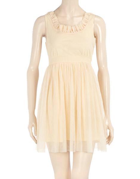Moda primavera verano 2011: Vestidos de fiesta bailarina