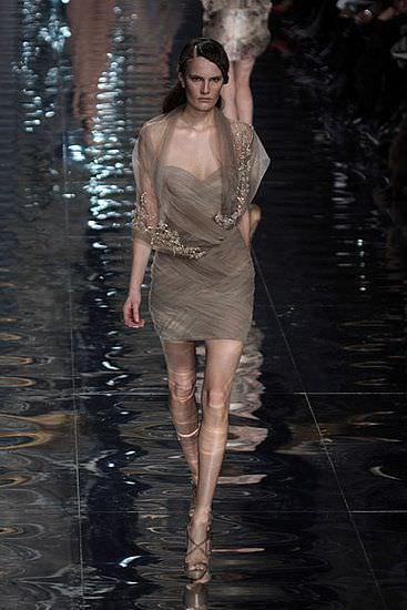 Elie Saab, haute couture spring summer 2010