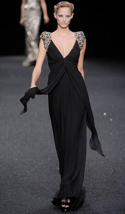 Elie Saab, moda primavera verano 2010