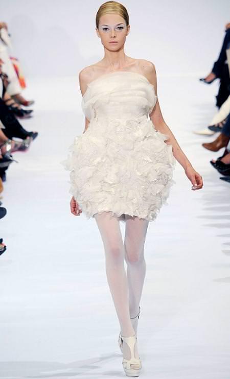Elie Saab, alta costura, moda otoño invierno 2009 2010