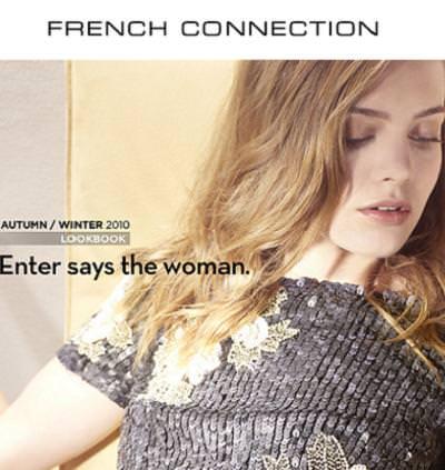 Catálogo French Connection, otoño invierno 2010 2011