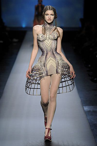 Jean Paul Gaultier, haute couture spring summer 2010