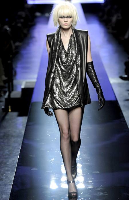 Jean Paul Gaultier, moda otoño invierno 2009 2020, alta costura