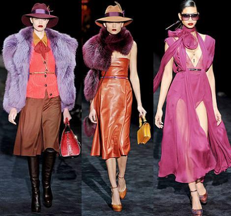 Gucci otoño invierno 2011 2012