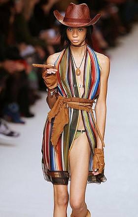 Hermes, moda primavera verano 2009