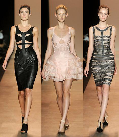 Herve Leger By Max Azria, Spring 2011