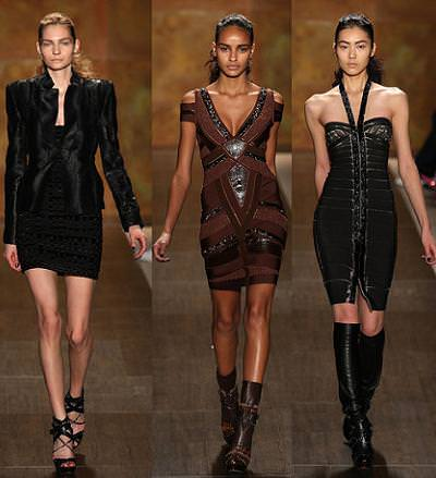 Herve Leger, moda otoño invienro 2009/2010
