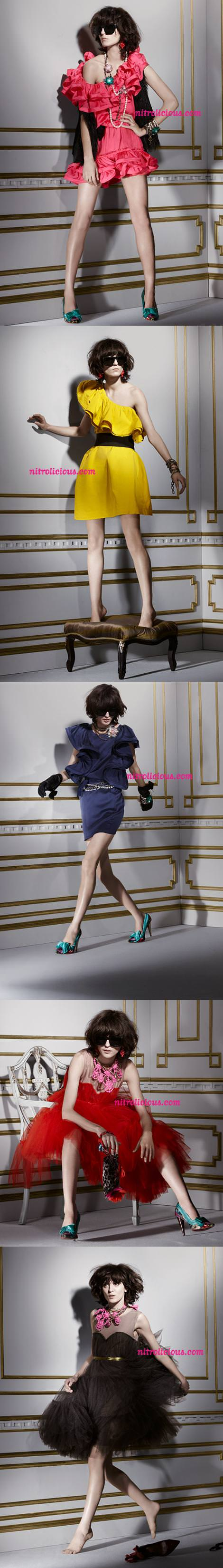 Lanvin for H&M: Lookbook