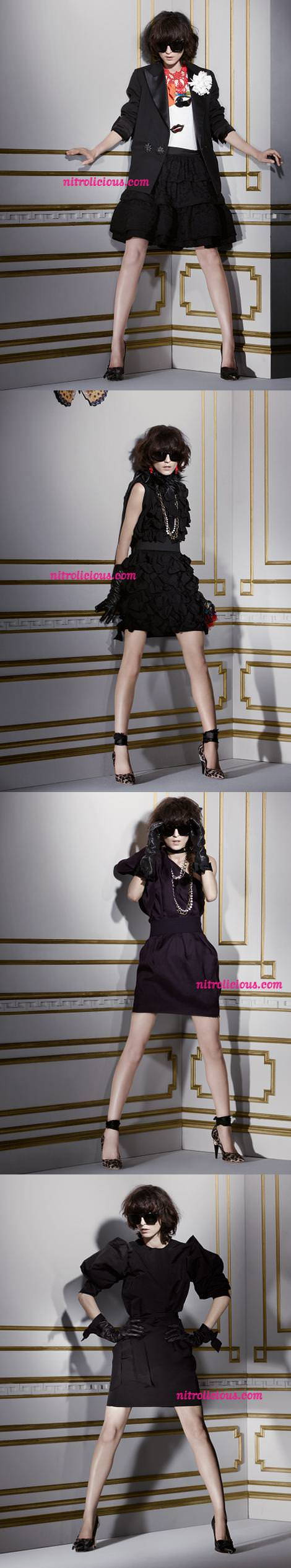 Lanvin for H&M: Lookbook