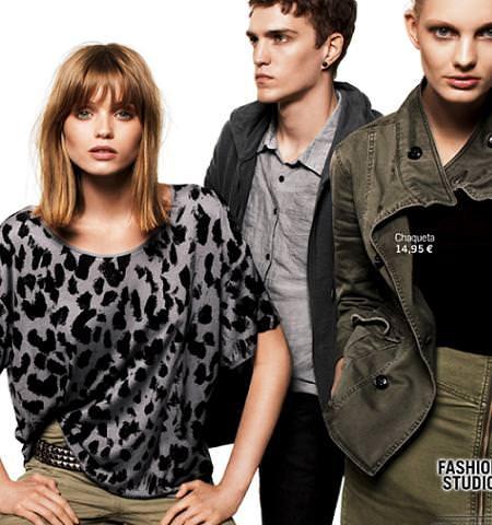 H&M Divided otoño invierno 2010 2011