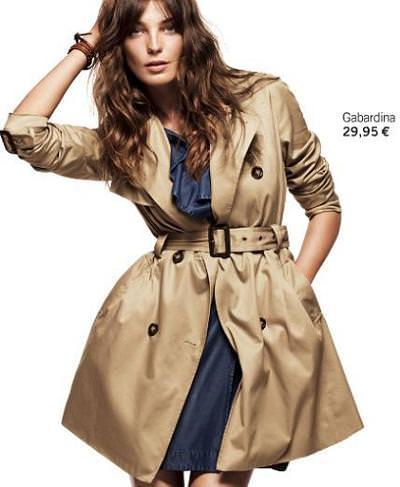 H & M otoño invierno 2010 2011