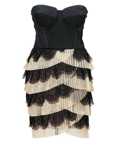 Vestido de fiesta de H&M