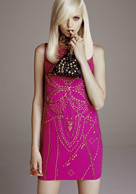 Versace HM: ropa y looks