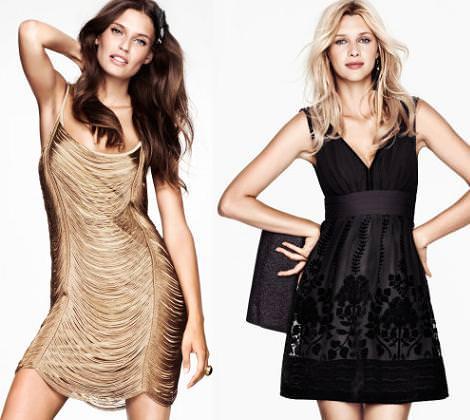 servicio duradero muy elogiado venta profesional Vestidos de fiesta de H&M Fin de año y Navidad | demujer moda