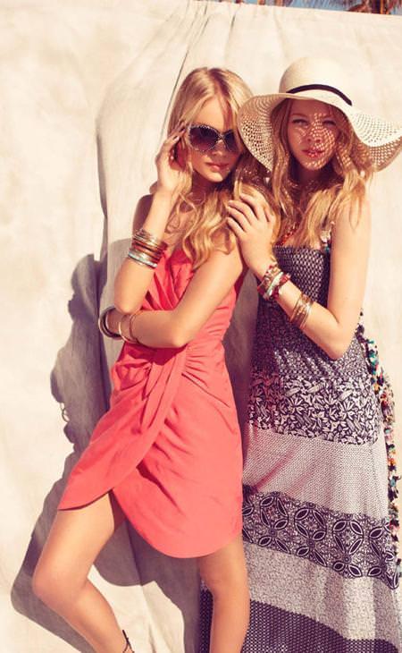 Bikinis y beachwear de H&M, primvera verano 2010