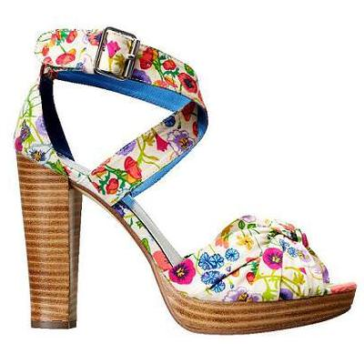 H&M verano 2010: zapatos