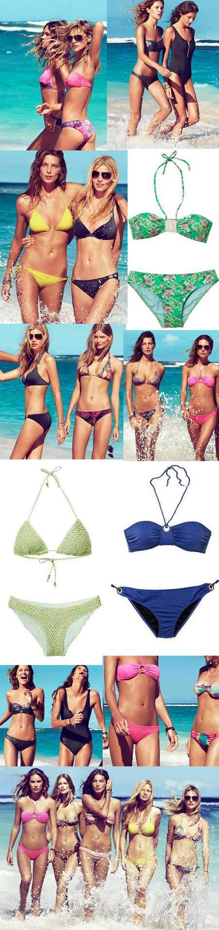 Bikinis verano 2010