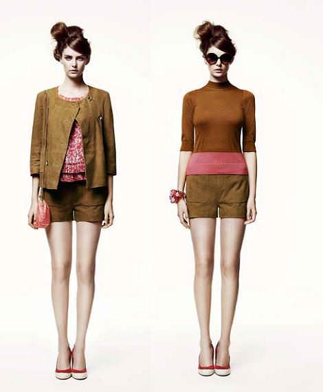 H&M primavera 2011