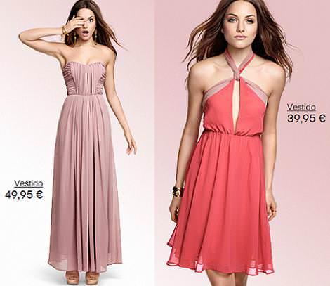 Vestidos de fiesta H&M primavera 2011