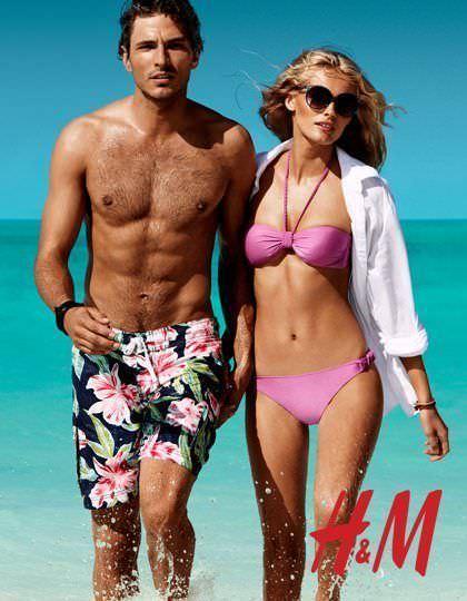 H&M bikinis 2011