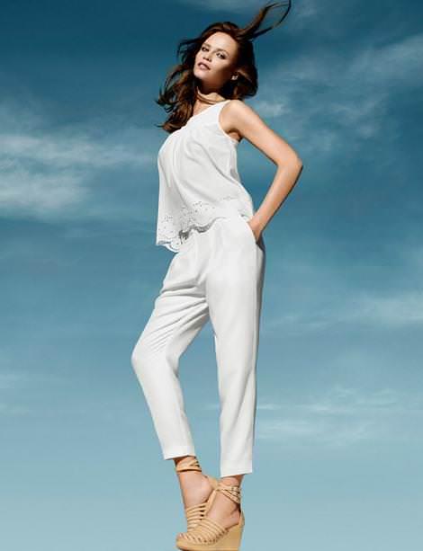 H&M primavera verano 2011: Conscious Collection