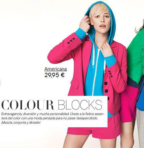 HYM color block