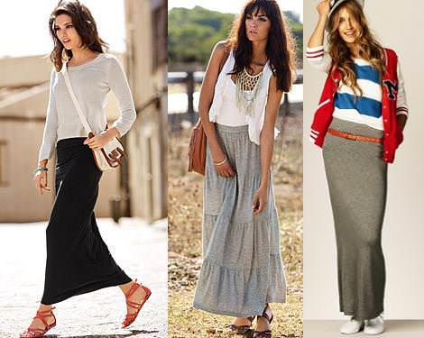 fc42ecd5e Faldas largas | demujer moda