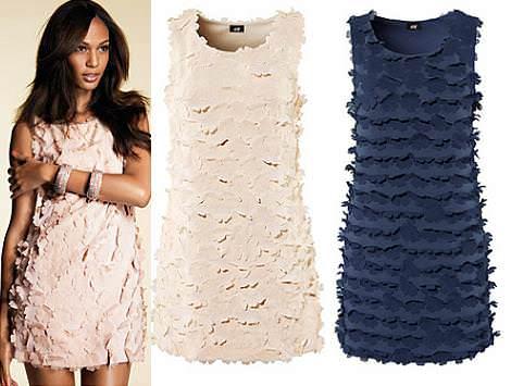 H&M vestidos primavera 2011