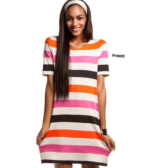 H&M primavera 2011: preppy