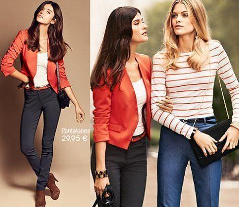 H&M clasicos americana