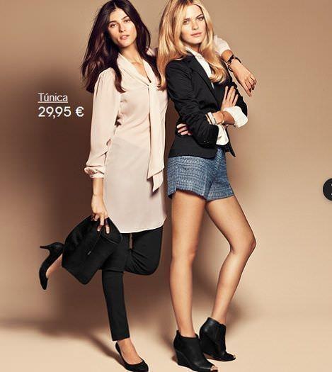 H&M clasicos bluson