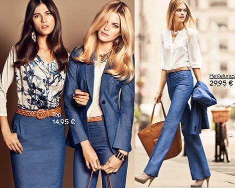 H&M clasicos denim