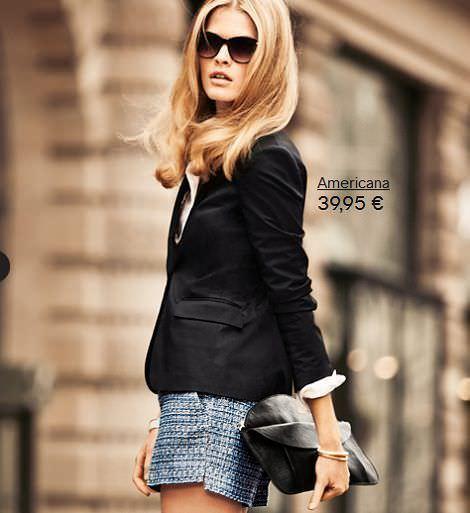 tendencia para la primavera 2012 los colores pasteclasicos de H&M para la primavera 2012
