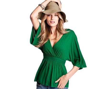 hm ideas de moda verde