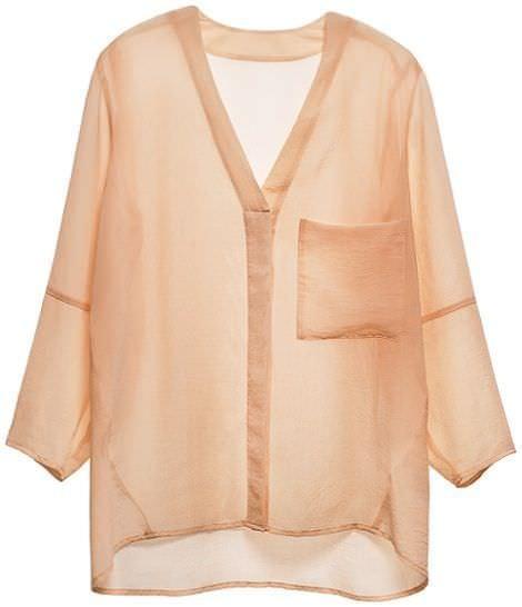 camisa pastel de hm primavera 2012