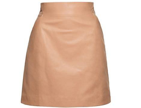 falda pastel de hm primavera 2012