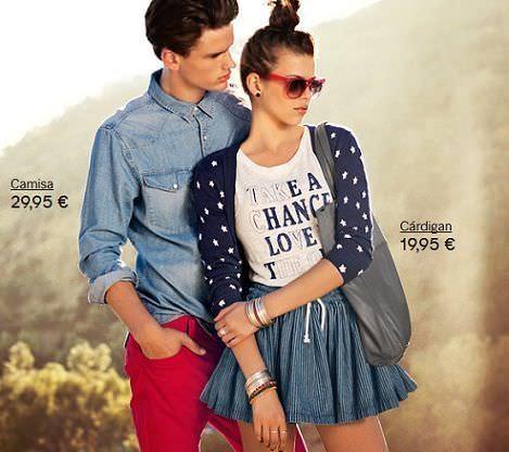 nueva colección de H&M para primavera 2012