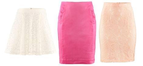 H&M primavera verano 2012 faldas